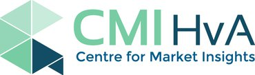 logo CMI HvA Centre for Market Insights Hogeschool van Amsterdam